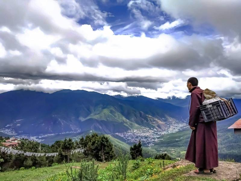 7 Nights And 8 Days Breathtaking Bhutan Tour