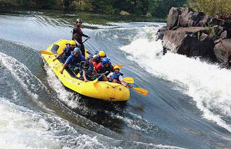 Kolad Rafting Day Trip