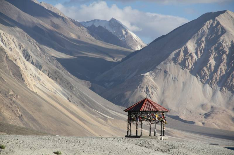 Leh Srinagar Biking Tour 12 Days