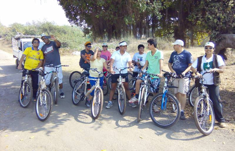 Mandwa- Kihim Cycling Tour