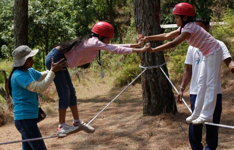 Kids' Summer Camp Tour