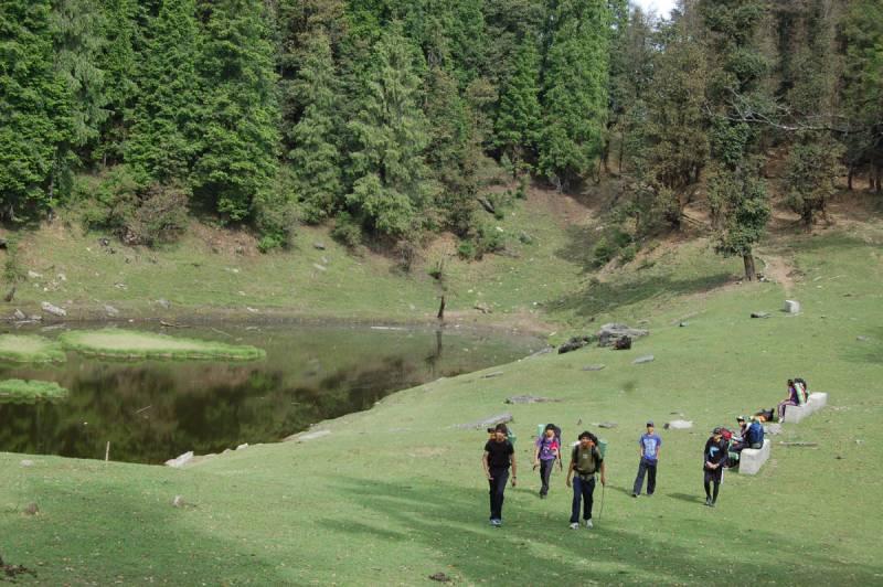 The Kedarkantha Expedition Tour