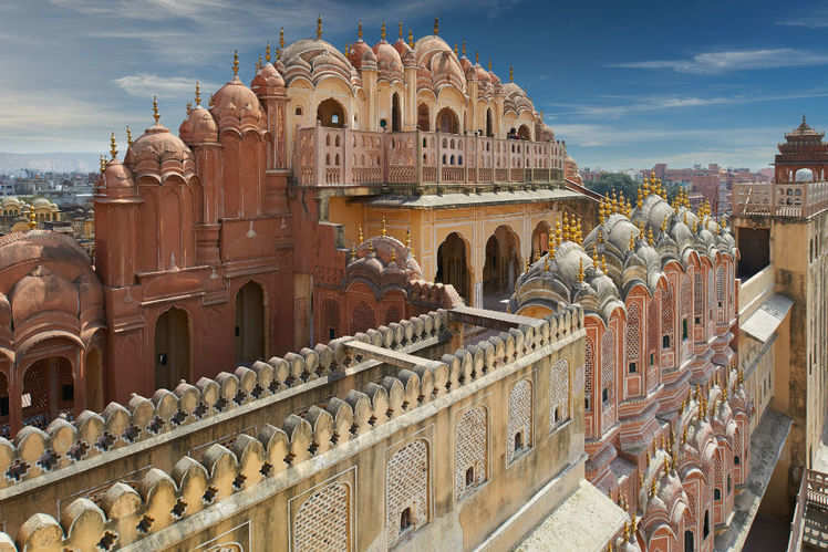 Delhi With Jaipur Tour 5 Days