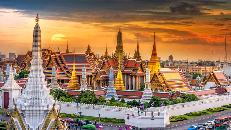 Thailand Package For 6 Nights