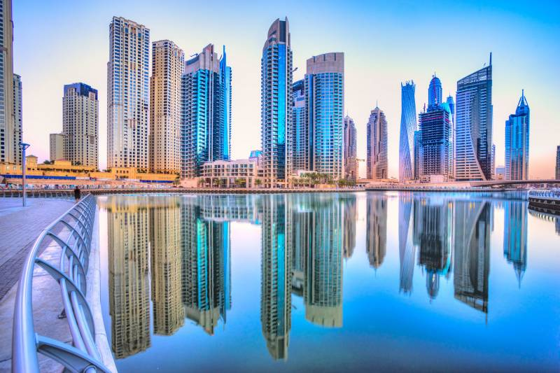 Dubai 7 Nights Package (1 Night In 5 Star Hotel)