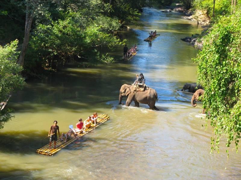 Thailand Adventure Tour