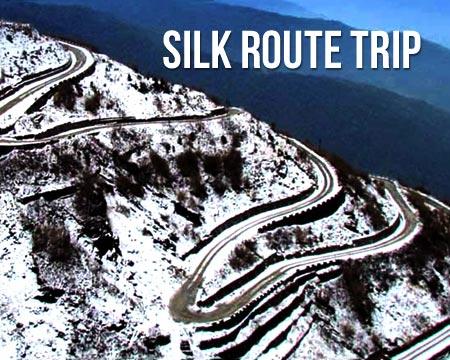 4 Nights 5 Days Silk Route