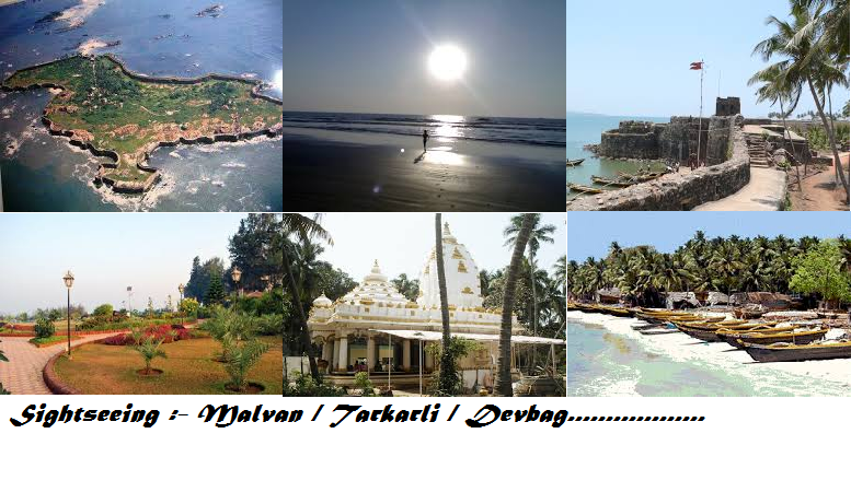 3 Night 4 Days Sindhudurga Special Tour