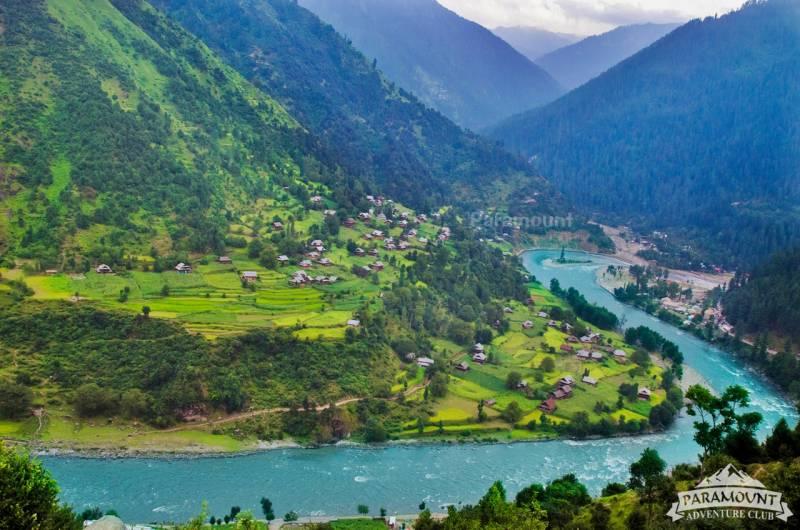 5 D Kashmir Paradise On Earth Tour