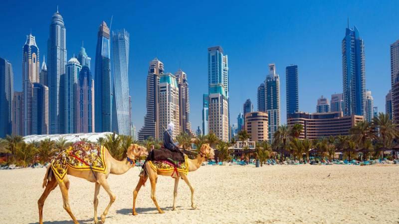 DUBAI CITY BREAK TOUR