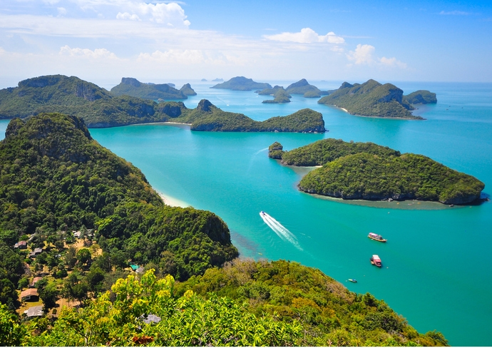 3n/4d Koh Samui Tour Package