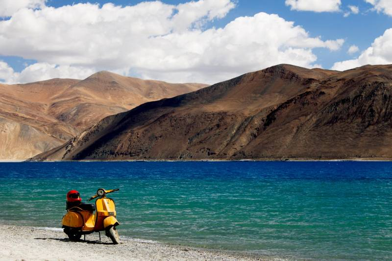 Leh With Pangong 06 Days Tour