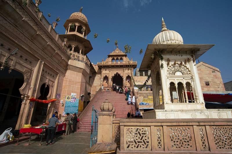 Delhi With Mathura Tour