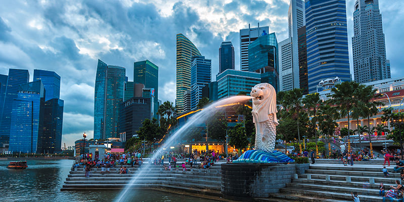 Singapore With Bali Tour