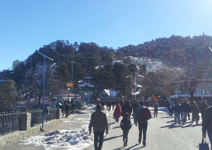 Shimla With Manali Tour