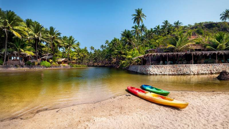 Charming Goa With Flights Tour