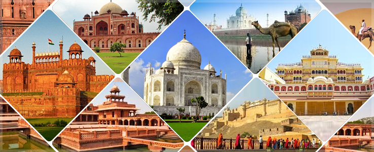 Golden Triangle : Magical Tour