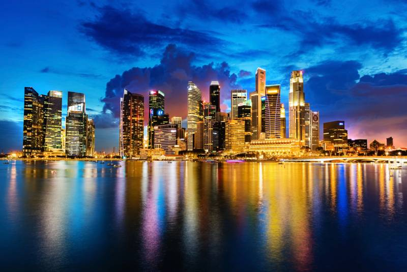 Singapore Extravaganza With Cruise And Bali Tour  9 Days