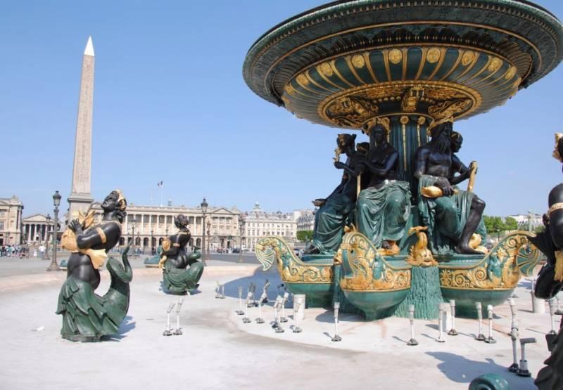 Paris With  India Tour