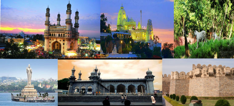 Hyderabad Tour With Ramoji Filmcity