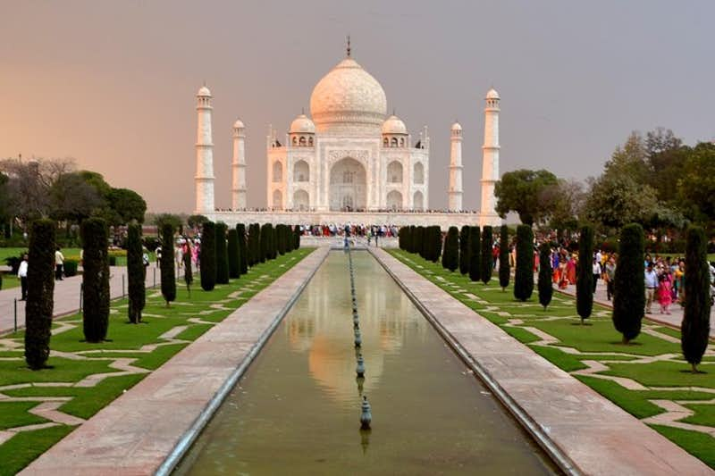 Taj Mahal Tour 2 Days