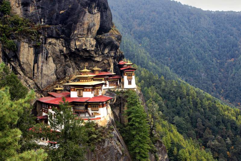 Bagdogra With Bhutan Tour