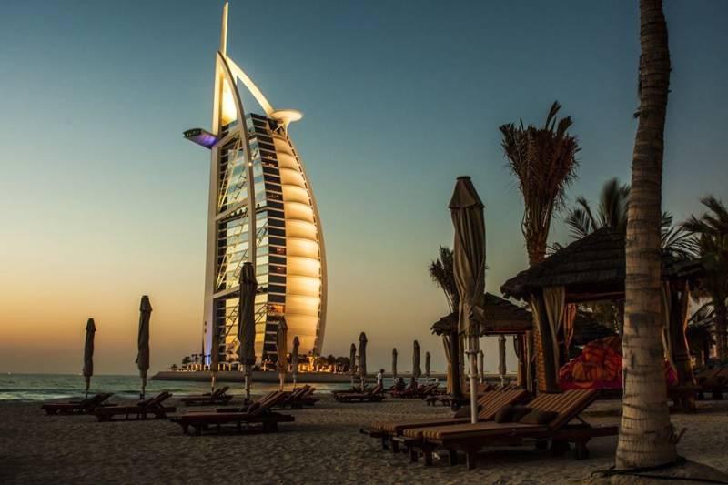 4 Nights 5 Days Dubai Tour