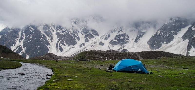 Adventure Trekking At Beas Kund