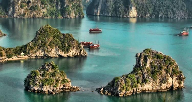 7 Nights 8 Days Vietnam & Cambodia Tour