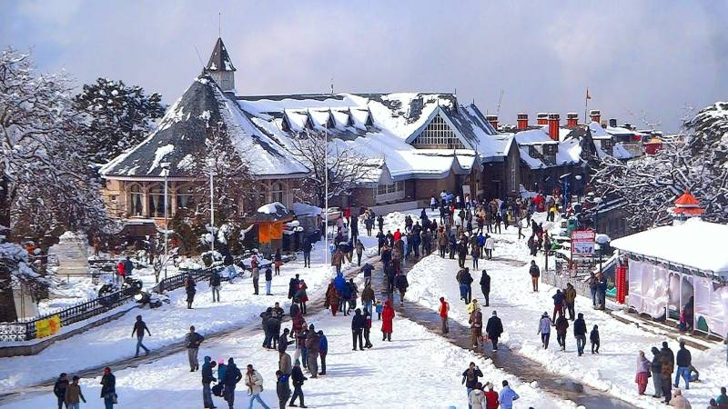 Manali Tour Packages From Varanasi