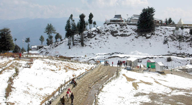 Dehradun  With Shimla Tour