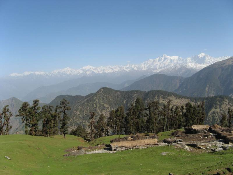 Chopta Tungnath Chandarshila Trek Tour