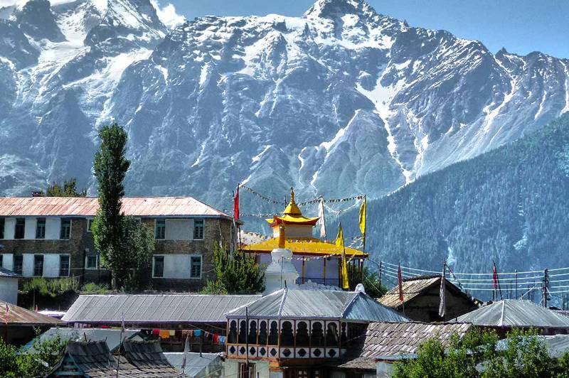 Kinnaur - Kalpa (himachal) 9 Days Tour
