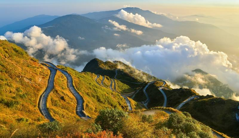 Zuluk Tour 5 Nights 6 Days