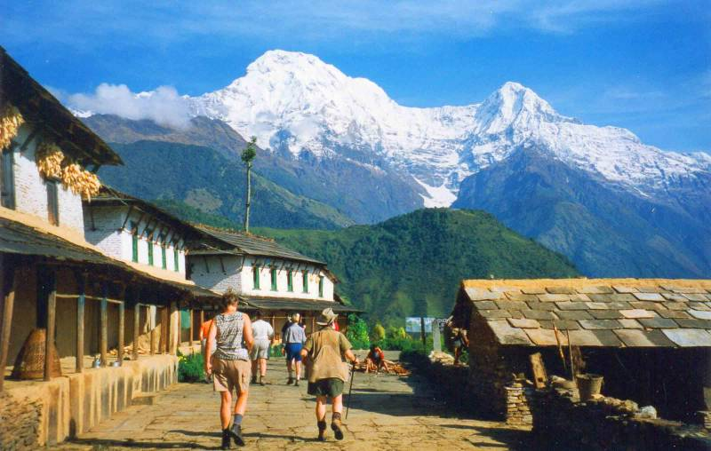 Itinerary Of Nepal With Muktinath 5 Night 6 Days