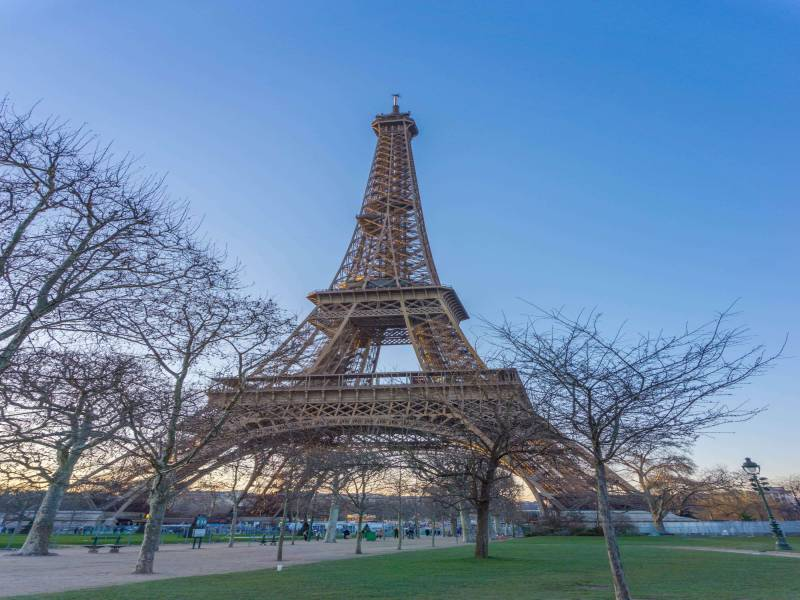 The Eiffel Tower Tour- Paris 4 Days Tour