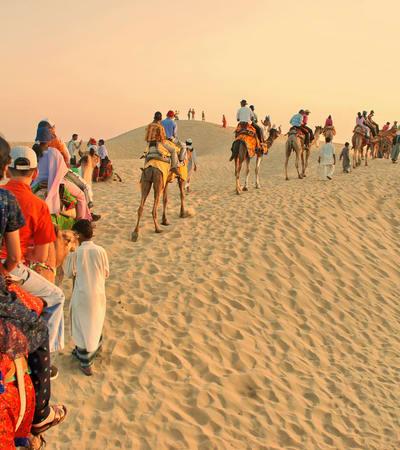 6 Days / 5 Nights Rajasthan Tour