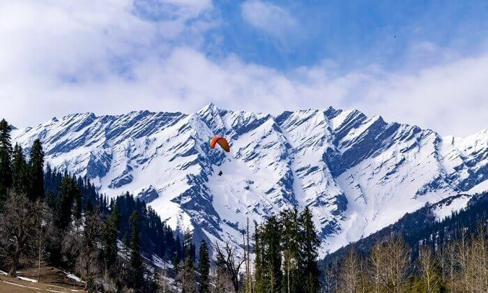 Chandigarh Manali By Car (3n/4d) Tour