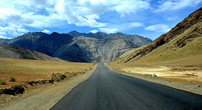 08 Nights / 09 Days Ladakh Packages