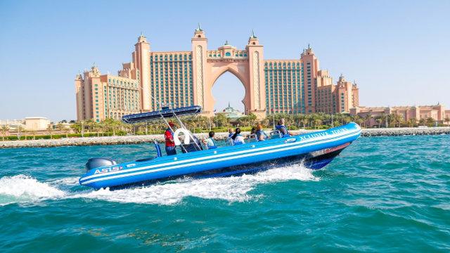 Romantic Dubai With Air Fare