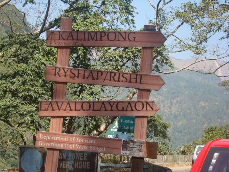 Kalimpong- Lava- Rishop- Loleygaon Tour