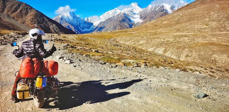 Motor Bike Tour Shimla- Kinnaur- Spiti- Manali