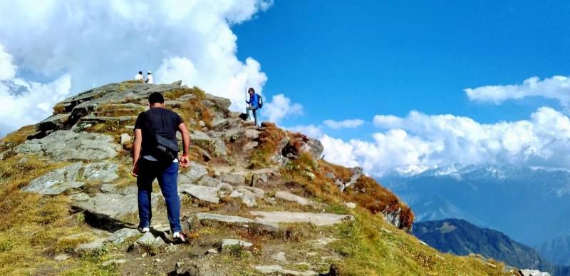 Chanderkhani Trek Pass 4n/5d Tour