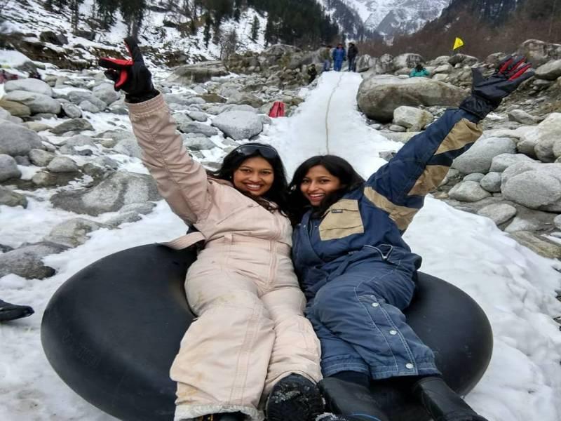 Shimla Manali Cab Tour