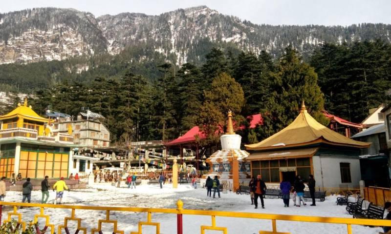 4 Night 5 Days Shimla Manali Tour Package