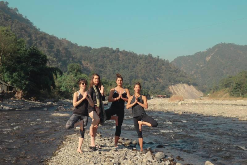 Yoga & Rishikesh Spiritual Explore Retreat Tour