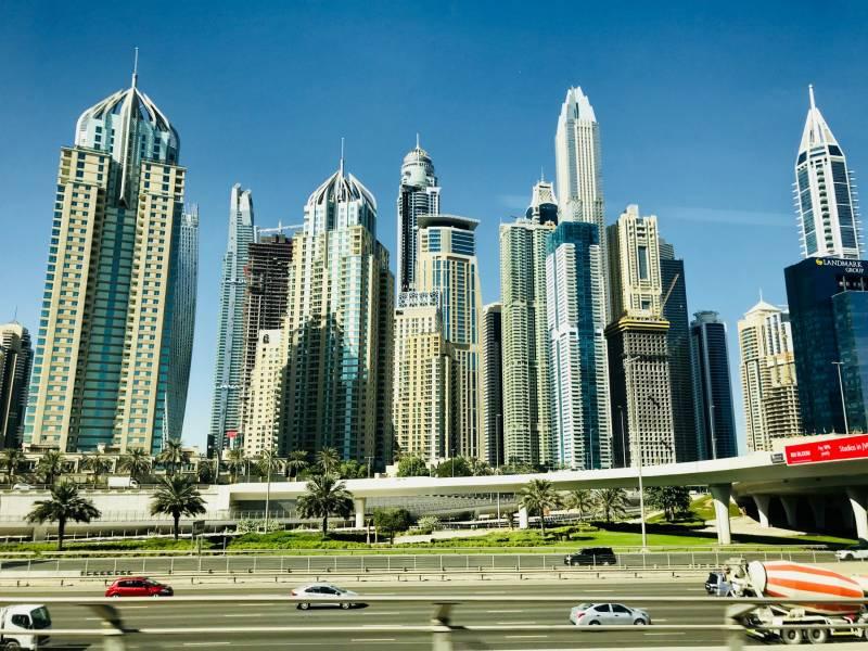 Dubai With Theme Parks Tour