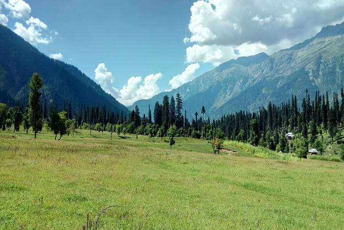 3 Nights 4 Days Kashmir Tour Package