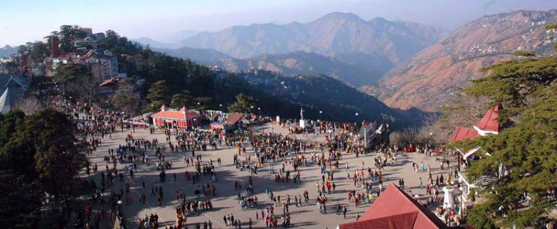 Himachal Harmony By Cab Tour