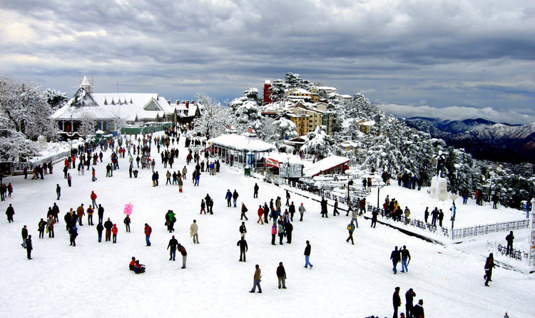 Exotic Manali By Cab From Delhi Tour
